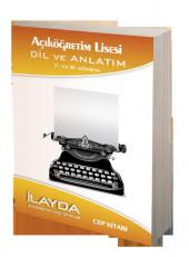 Açık Lise Dil Ve Anlatım 7. Ve 8. Dönem Kitabı