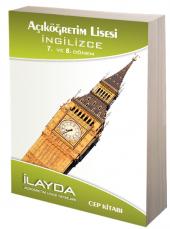 Açık Lise İngilizce 7. Ve 8. Dönem Kitabı