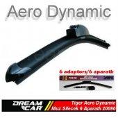 Dreamcar Tiger Aero Dynamic Araca Özel 6 Aparatlı Muz Sil. 53cm