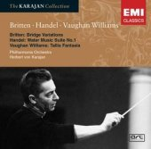 Herbert Von Karajan Brıtten Handel Vaughan