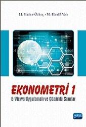Ekonometri I E Views Uygulamalı Ve Çözümlü Sorular
