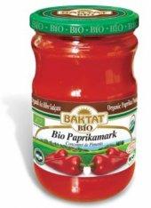 Baktat Bio Organik Biber Salçası 660 Cc