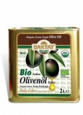 Baktat Bio Organik Sızma Zeytinyağı 2lt