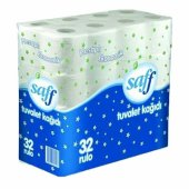 Saff Tuvalet Kağıdı 32 Rulo