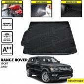 Range Rover Sport Bagaj Havuzu 2005 2012