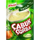 Knorr Çabuk Çorba Yayla