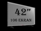 Tv Ekran Koruyucu 42 43 İnç 107 109 Ekran Uyumlu Mobays
