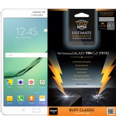 Buff Samsung Galaxy Tab S2 (T810) Darbe Emici Ekran Koruyucu Film