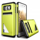 Lıfıc Galaxy Note 5 Mighty Card Defense Kılıf Lime