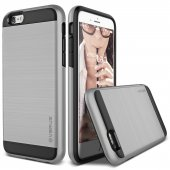 Verus İphone 6 Plus 6s Plus Case Verge Kılıf Light Silver