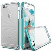 Verus İphone 6 6s Crystal Bumper Series Kılıf Mint