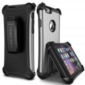 Verus İphone 6 6s 4.7 Hard Drop Active Kılıf Light Silver