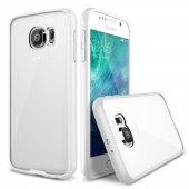 Verus Samsung Galaxy S6 Crystal Mixx Kılıf White