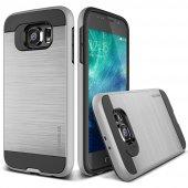 Verus Samsung Galaxy S6 Case Verge Kılıf Light Silver