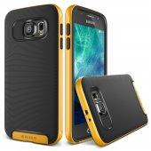 Verus Galaxy S6 Case Crucial Bumper Kılıf Special Yellow