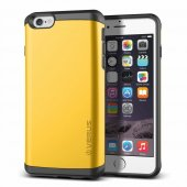 Verus İphone 6 Plus 6s Plus Damda Veil Kılıf Special Yellow