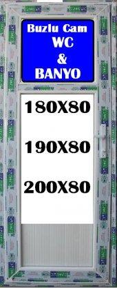 90 X 190 Banyo Kapısı