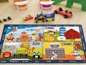 Confetti 200x290 Anımal World Çocuk Oda Halısı