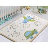 Confetti Baby Road 100x150 Cm Çocuk Bebek Odası Halısı
