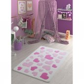 Confetti 100x150 Cm Sweet Love Lovely Genç Çocuk Odası Halısı