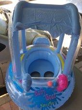 Gölgelikli Bebek Simitleri Flotoru