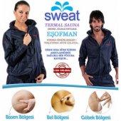 Sweat Termal Sauna Eşofman Kemer Hediyeli