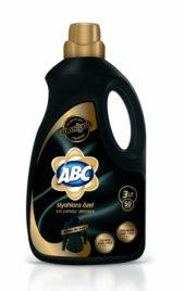 Abc Sıvı Çamaşır Deterjanı Siyahlara Özel 50 Yıkama 3 Lt