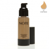 Note Detox Protect Fondöten Spf15 Honey Beige 05 35ml