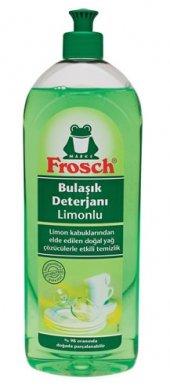 Frosch Bulaşık Deterjanı Yeşil Limon 750ml