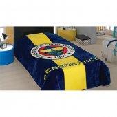Fenerbahçe Orjinal Tek Kişilik Battaniye