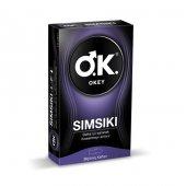 Okey Prezervatif Simsiki 10 Lu