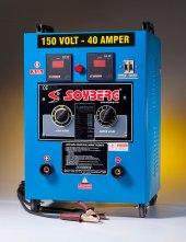 Soyberg 154 Akü Şarj Cihazı 150a 40v 12 Akülük Seri Şarj Özelliği