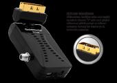 Goldmaster Altın Uçlu Mini Scart Uydu Alıcısı