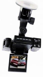 Techsmart Ghk 1010 Çift Kameralı Araç İçi Kamera