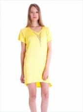 Ayyıldız 59480 Kısa Kollu Penye Elbise