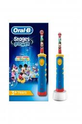 Oral B D10 Mickey Çocuklar İçin Şarjlı Diş Fırçası