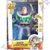 Buzz Robot Toy Story Oyuncakları Yürüyen Konuşan Hareketli Işıklı