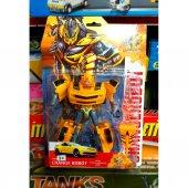 Transformers Bumble Bee Arabaya Dönüşen Robot Oyuncak 16 Cm