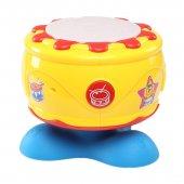 ışıklı Ve Sesli Oyuncak Öğretici Davul Bebek Oyuncak
