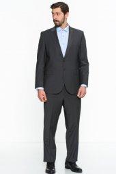 Comıenzo Tek Yırtmaç 4 Drop Klasik Takım Elbise 10632