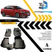 Fiat Egea 2015 Sonrası 3d Havuzlu Paspas