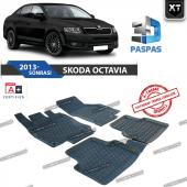 Skoda Octavia Xt 3d Havuzlu Paspas 2013 Sonrası