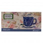 Hhs Kış Çayı Karışık Bitkisel Çay 20 Süzen Pşt
