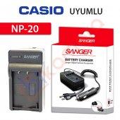 Casio Exilim Ex Z75s Şarj Cihazı Şarj Aleti