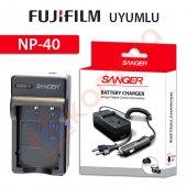 Fujifilm F402 Şarj Cihazı Şarj Aleti