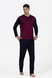 Pierre Cardin 5242 Uzun Kol Erkek Pijama Takımı