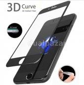 Iphone 6 6s Plus 3d Kavisli Ekranı Tam Kaplar Temperli Kırılmaz C