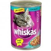 Whiskas Ton Balıklı Yetişkin Kedi Konservesi 400 Gr