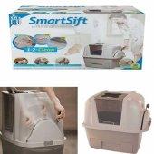 Catit Smartsift Otomatik Kedi Tuvalet Kabı