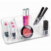 Kozmetik Ürün Düzenleyici Çok Bölmeli Takı Ve Makyaj Kutu Duzenleyici